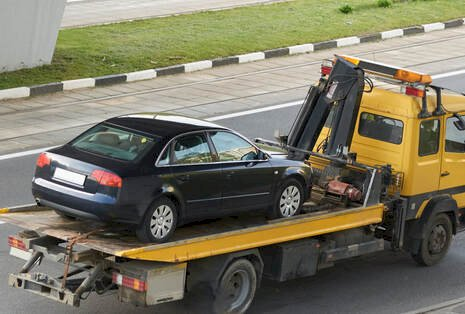 Two Truck Services To Help In Case Of A Truck Roll-Over