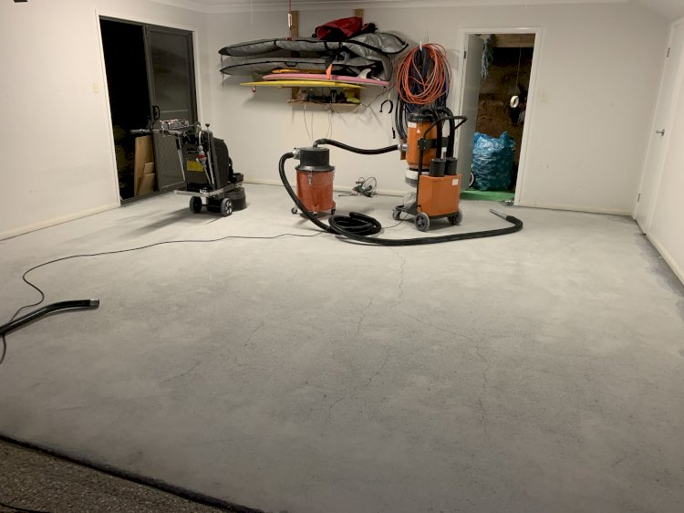 A Guide to Epoxy Floor Systems