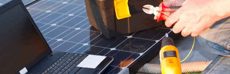 What things should keep in mind about solar panel maintenance?