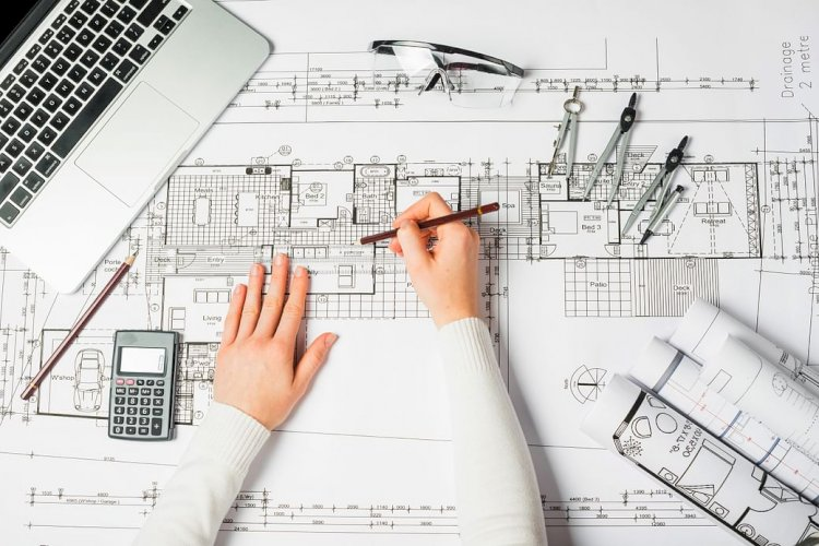 How much does an architect cost to design a house?