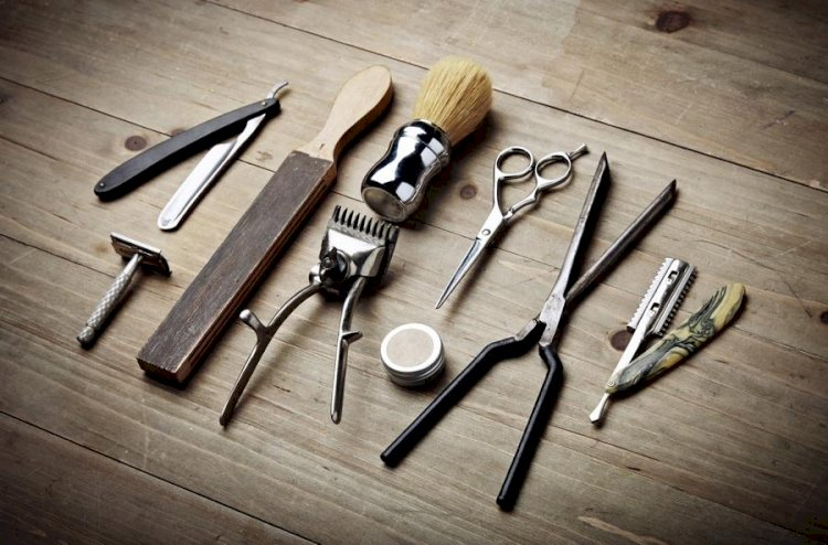 THE BEST BARBER TOOLS AND ACCESSORIES