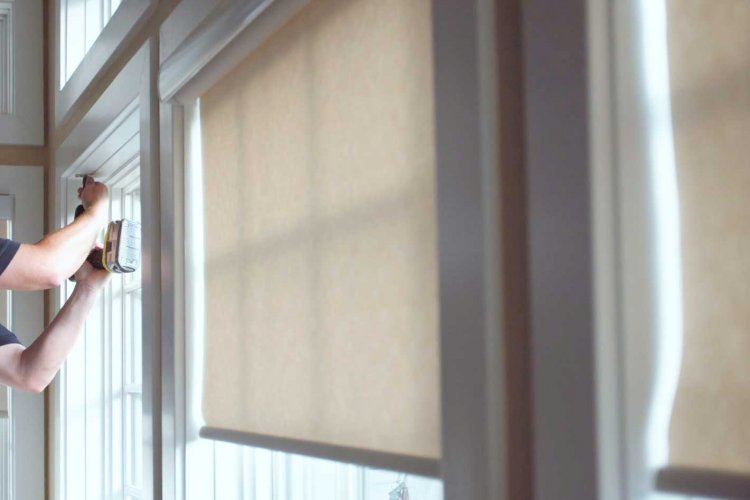 Solution For Installing and Decorating Window Blinds