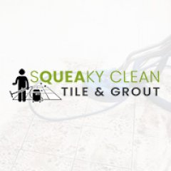 Squeaky Clean Tile and Grout